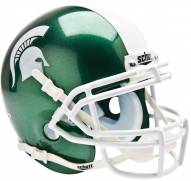 Michigan State Spartans Schutt Mini Football Helmet