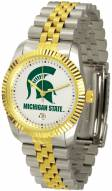 Michigan State Spartans Men's Executive Watch