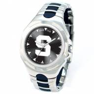Michigan State Spartans Victory Series Mens Watch