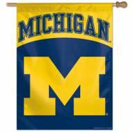 """Michigan Wolverines 27"""" x 37"""" Banner"""