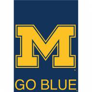 "Michigan Wolverines 28"" x 40"" Banner Flag"