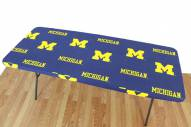 Michigan Wolverines 8' Table Cover