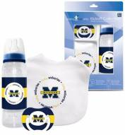 Michigan Wolverines Baby Fanatic Gift Set