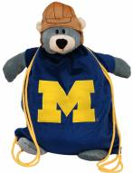 Michigan Wolverines Backpack Pal