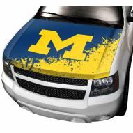 Michigan Wolverines Car Hood Cover