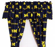 Michigan Wolverines Curtains