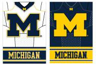 Michigan Wolverines Double Sided Jersey Flag