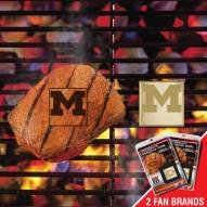 Michigan Wolverines Fan Brand - 2 Pack