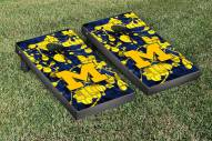 Michigan Wolverines Fight Song Cornhole Game Set