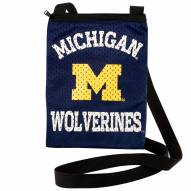 Michigan Wolverines Game Day Pouch