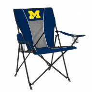 Michigan Wolverines Game Time Tailgate Chair