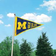 Michigan Wolverines Giant Pennant Flag
