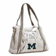 Michigan Wolverines Hoodie Purse