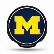 Michigan Wolverines Light Up Power Decal