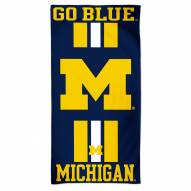 Michigan Wolverines McArthur Beach Towel