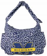 Michigan Wolverines Mendoza Handbag