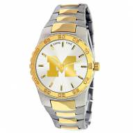 Michigan Wolverines Mens Executive Watch