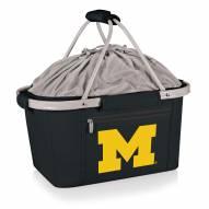 Michigan Wolverines Metro Picnic Basket