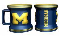 Michigan Wolverines Mini Mug Shot Glass