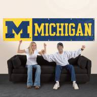 Michigan Wolverines NCAA 8' Banner