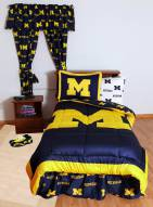 Michigan Wolverines NCAA Bed in a Bag