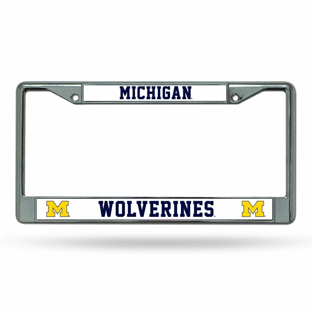 Amazoncom white license plate frame