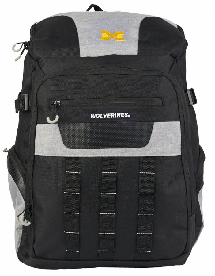 Michigan Wolverines NCAA Franchise Backpack