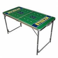 Michigan Wolverines Outdoor Folding Table