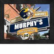 Michigan Wolverines Personalized Framed Sports Pub Print