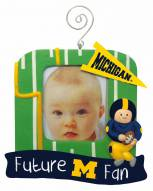 Michigan Wolverines Photo Frame Ornament