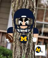 Michigan Wolverines Player Tree Face