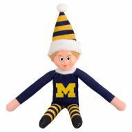 Michigan Wolverines Plush Elf
