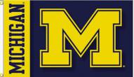 Michigan Wolverines Premium 2-Sided 3' x 5' Flag