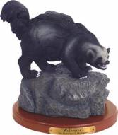 Michigan Wolverines Replica Mascot Figurine