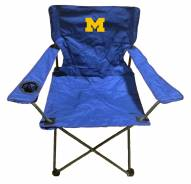 Michigan Wolverines Rivalry Folding Chair