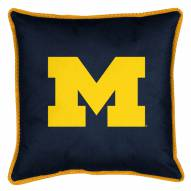 Michigan Wolverines Sidelines Pillow