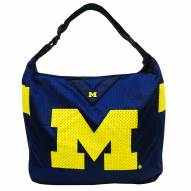 Michigan Wolverines Team Jersey Tote