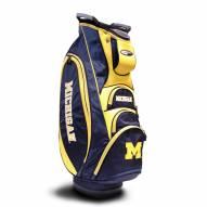 Michigan Wolverines Victory Golf Cart Bag