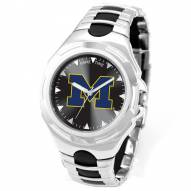 Michigan Wolverines Victory Series Mens Watch