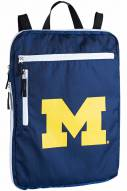 Michigan Wolverines Wide Backsack