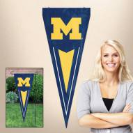 Michigan Wolverines Yard Pennant
