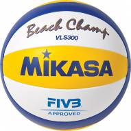 Mikasa FIVB Official 2012 Outdoor Game Beach Volleyball - Yellow / White / Blue