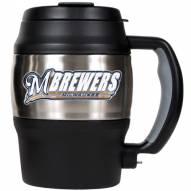 Milwaukee Brewers 20 Oz. Mini Travel Jug