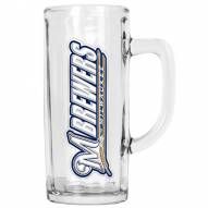 Milwaukee Brewers 22 Oz. Optic Tankard Mug