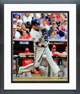 Milwaukee Brewers Aramis Ramirez 2014 MLB All-Star Game Action Framed Photo