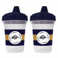 Milwaukee Brewers Sippy Cup - 2 Pack