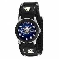 Milwaukee Brewers Black Rookie Kids Watch