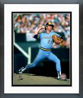 Milwaukee Brewers Don Sutton 1982 Action Framed Photo