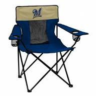 Milwaukee Brewers Elite Tailgating Chair