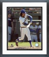 Milwaukee Brewers Gorman Thomas Action Framed Photo